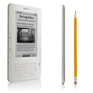 The new Kindle 2